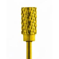 Кристалл, Фреза реверсивная цилиндр, грубая, 4166 для маникюра