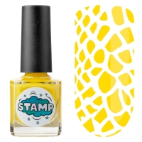 IRISK professional, Лак-краска для стемпинга Stamp Classic №008 Жёлтая субмарина, 8 мл