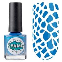 IRISK professional, Лак-краска для стемпинга Stamp Classic №011 Небесная лазурь, 8 мл