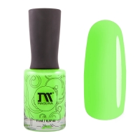 MASURA , Лак для ногтей Зеленая Мамба, 11 мл