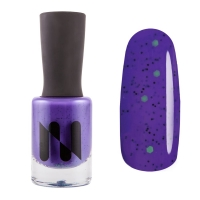 MASURA, Лак для ногтей Purple bubbly, 11 мл