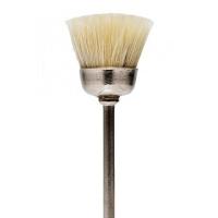 Щетка для чистки фрез натуральный ворс