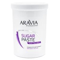 ARAVIA Professional, Паста для шугаринга Мягкая и легкая, 1500 г