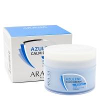 ARAVIA Professional, Крем успокаивающий с азуленом, 200 мл