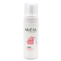 ARAVIA Professional, Мусс после депиляции с экстрактом хлопка, 160 мл