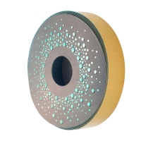Staleks PRO, Запасной блок файл-ленты для пластиковой катушки Bobbinail 100 грит (8 м)