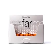 FarmaVita, NOIR Лосьон против выпадения волос для мужчин для волос и кожи головы, 8 мл, 12 шт.