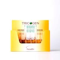 FarmaVita, Farma Tricogen, Многофункциональный лосьон против перхоти, для роста волос, 8 мл, 12 шт.