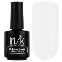 IRISK professional, База каучуковая камуфлирующая Rubber Base Milky White, 18 мл