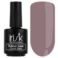 IRISK professional, База каучуковая камуфлирующая Rubber Base Cover Dark, 18 мл