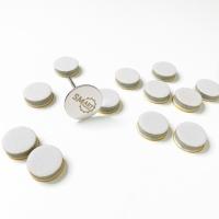 Smart, Спонжик диск M для идеальной полировки (25 шт)