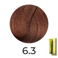 FarmaVita, B.LIFE COLOR 6.3 Темный блондин золотистый, 100 мл