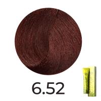 FarmaVita, B.LIFE COLOR 6.52 Темный блондин махагоновый ирис, 100 мл