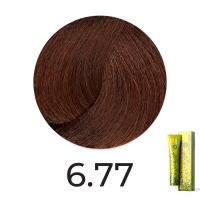 FarmaVita, B.LIFE COLOR 6.77 Светлый интенсивный коричневый кашемир, 100 мл
