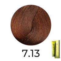 FarmaVita, B.LIFE COLOR  7.13 Блондин пепельно-золотистый, 100 мл