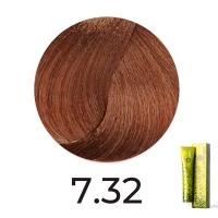 FarmaVita, B.LIFE COLOR 7.32 Блондин золотисто-перламутровый, 100 мл