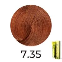 FarmaVita, B.LIFE COLOR 7.35 Блондин шоколадный, 100 мл
