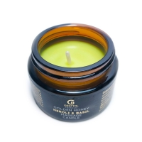 GRATTOL, Свеча Массажная Premium Massage Candle Neroli & Вasil, 30 мл