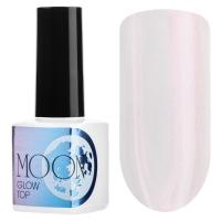 IRISK professional, Топ декоративный без липкого слоя Moon Glow top 01 Pink, 8 мл