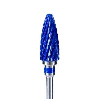 Кристалл, Керамическая фреза Кукуруза (Конус), средняя, синяя 31236К