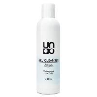 UNO, Обезжириватель для ногтей Uno Cleanser, 200 мл.