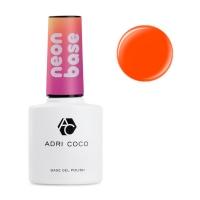 ADRICOCO, Цветная база Neon Base №03- Сладкий грейпфрут (8 мл.)