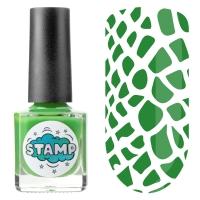 IRISK professional, Лак-краска для стемпинга Stamp Classic №006 Весенний луг, 8 мл