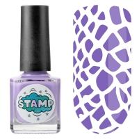 IRISK professional, Лак-краска для стемпинга Stamp Classic №010 Королевский пурпур, 8 мл