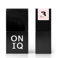 ONIQ, Базовое покрытие Pink Shimmer (10 мл)