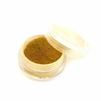 TNL Пыль мерцающая мелкодисперсная №15 (золото металл)