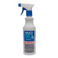 МультиДез-Тефлекс, Средство для дезинфекции и мытья поверхностей, 500 мл