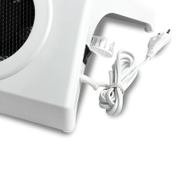 MAX, Настольный пылесос Storm 4 Белый (классический без подушки)