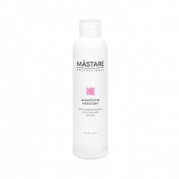 Mastare, Кератин шампунь разглаживание и уплотнение волос, 200 мл