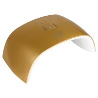 IRISK professional, LED/UV Лампа Vesta, №05 Золотая, 18 Вт