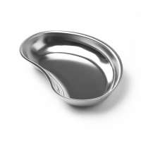 Медикон, Лоток металлический почкообразный 200х120х30, 0,3 л