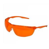 Очки защитные незапотевающие SURGUT 2.115-4 УФ (оранжевые)