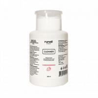 RuNail, Жидкость для обезжиривания ногтей и снятия липкого слоя, земляника, 200 мл