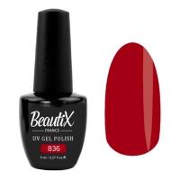 Beautix, Гель-лак №836, 8 мл