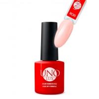 UNO, Каучуковое цветное базовое покрытие Color Rubber Base RC05 (8 мл.)