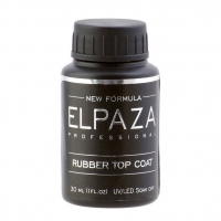 ELPAZA, Каучуковый топ Rubber Top, 30 мл