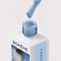 BOHEME, Гель-лак для ногтей Impressionism №9, 10 мл