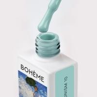 BOHEME, Гель-лак для ногтей Impressionism №10, 10 мл