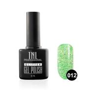 Гель-лак TNL - GLITTER №12 - Салатовый (10 мл.)