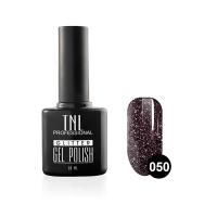 Гель-лак TNL - GLITTER №50 - Ультрамариново-синий (10 мл.)