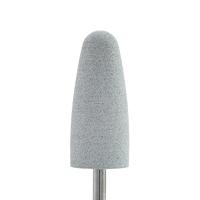 Полир силикон-карбидный Конус, 10 мм, средний, 610, серый