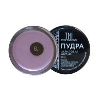 Акриловая пудра №06 фиалковая (8 гр.)