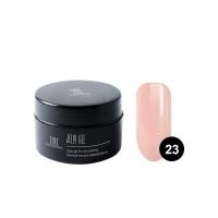 Гель-желе TNL №23 камуфлирующий натурально-розовый (18 мл.)