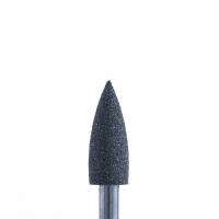 Полир силикон-карбидный Конус, 5 мм, супер грубый, 404, черный