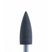 Silver Kiss, Полир силикон-карбидный Конус, 6 мм, супер грубый, 406, черный (Китай)