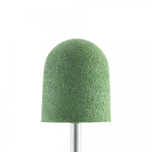 Полир силикон-карбидный Закругленный цилиндр ? 15 мм грубый